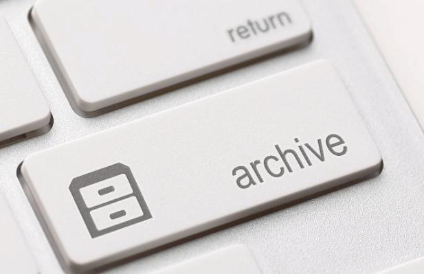 Informations sur l'archivage